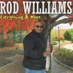 Rod Williams New CD